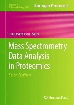 Mass Spectrometry Data Analysis in Proteomics