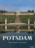 Potsdam. Cover Sanssouci
