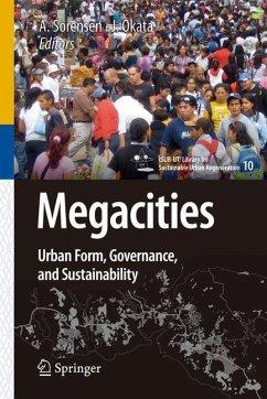 9784431540823 - Herausgegeben von Sorensen, Andre Okata, Junichiro: Megacities - 本