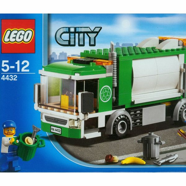 LEGO® City 4432 - Müllabfuhr - Bei bücher.de immer portofrei