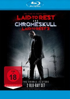 Laid to Rest - Double Feature - 2 Disc Bluray - Sue,Bobby/Headey,Luther Lena/Dekker,Thomas