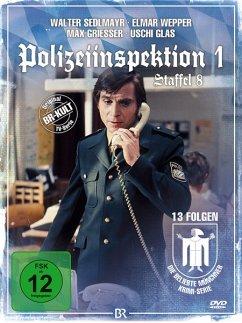 Polizeiinspektion 1 - Staffel 08 (3 Discs)