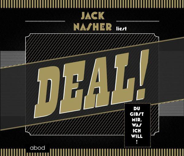 deal audio cd von jack nasher h rbuch. Black Bedroom Furniture Sets. Home Design Ideas