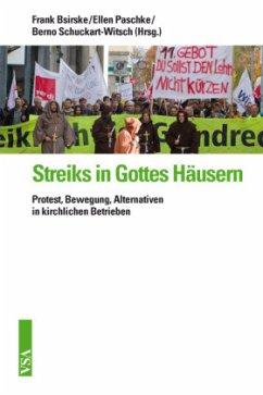 Streiks in Gottes Häusern