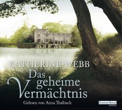 Das geheime Vermächtnis (MP3-Download) - Webb, Katherine