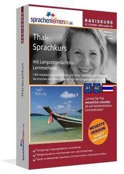 Thai-Basiskurs, PC CD-ROM m. MP3-Audio-CD