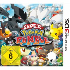 Super Pokemon Rumble (Download)
