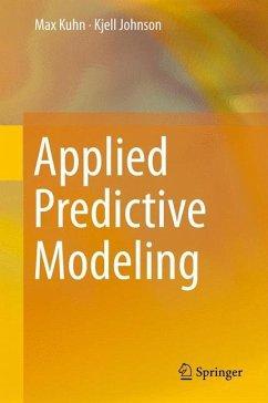 Applied Predictive Modeling - Kuhn, Max; Johnson, Kjell