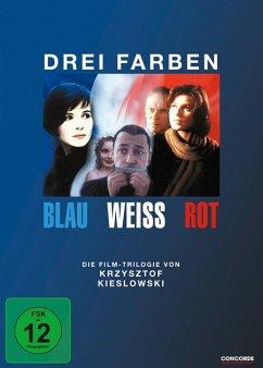 Drei Farben: Blau / Weiß / Rot (3 Discs) - Juliette Binoche/Julie Delpy