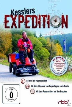 Kesslers Expedition, Vol. 2 (4 Discs)