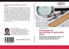 Estrategias de aprendizaje en geometría plana - Salinas Herrera, Jesús