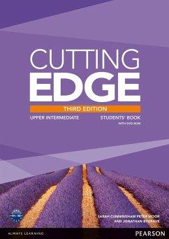 Cutting Edge Upper Intermediate Students' Book with DVD - Moor, Peter; Bygrave, Jonathan; Cunningham, Sarah
