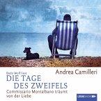 Die Tage des Zweifels / Commissario Montalbano Bd.14 (MP3-Download)
