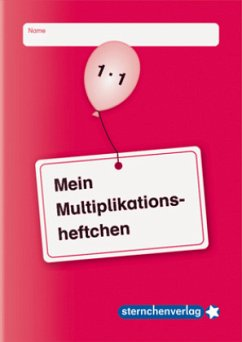 Mein Multiplikationsheftchen