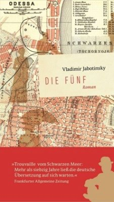 Die Fünf - Jabotinsky, Vladimir