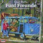 Fünf Freunde und der vergessene Schatz / Fünf Freunde Bd.101 (1 Audio-CD)
