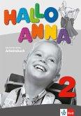 Hallo Anna / Arbeitsbuch 2