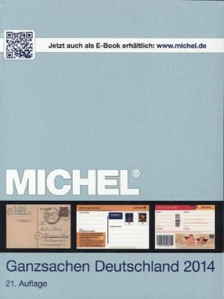 michel ganzsachen katalog deutschland 2014 portofrei bei. Black Bedroom Furniture Sets. Home Design Ideas