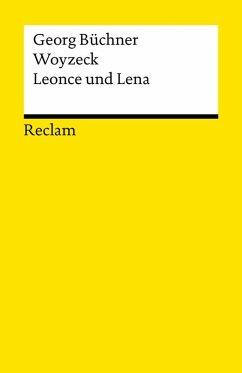 Woyzeck. Leonce und Lena (eBook, ePUB) - Büchner, Georg