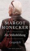 Zur Volksbildung (eBook, ePUB)