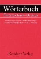 Wörterbuch Österreichisch - Deutsch (eBook, ePUB) - Wintersberger, Astrid; Artmann, H. C