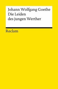 Die Leiden des jungen Werther (eBook, ePUB) - Goethe, Johann Wolfgang