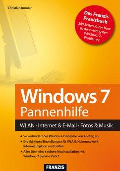 Windows 7 Pannenhilfe (eBook, PDF) - Immler, Christian