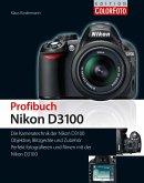 Profibuch Nikon D3100 (eBook, PDF)