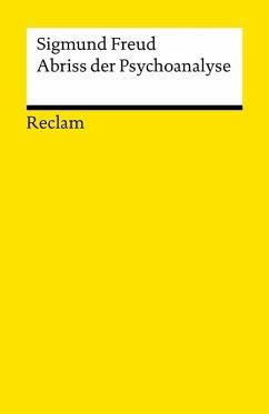 Abriss der Psychoanalyse (eBook, ePUB) - Freud, Sigmund