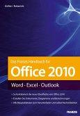 Das Franzis Handbuch für Office 2010 (eBook, ePUB)
