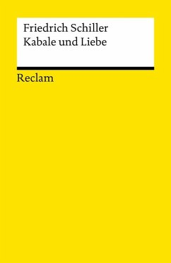 Kabale und Liebe (eBook, ePUB) - Schiller, Friedrich