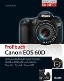 Profibuch Canon EOS 60D (eBook, PDF)