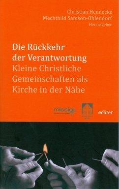 Die Rückkehr der Verantwortung (eBook, PDF)