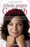 Allein gegen Goliath (eBook, ePUB)