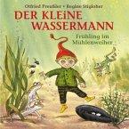Frühling im Mühlenweiher / Der kleine Wassermann Bd.2, 1 Audio-CD