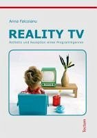 Reality TV (eBook, PDF) - Falcoianu, Anna