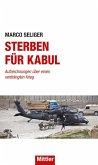 Sterben für Kabul (eBook, ePUB)