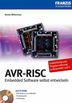 AVR-RISC (eBook, PDF) - Mittermayr, Roman