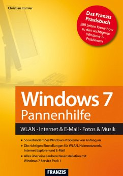 Windows 7 Pannenhilfe (eBook, ePUB) - Immler, Christian