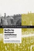 Berlin im Nationalsozialismus (eBook, PDF)
