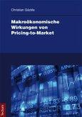 Makroökonomische Wirkungen von Pricing-to-Market (eBook, PDF)
