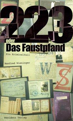 223 oder Das Faustpfand (eBook, ePUB)