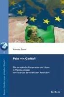 Pakt mit Gaddafi (eBook, PDF) - Bonse, Annette