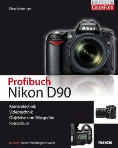 Profibuch Nikon D90 (eBook, PDF)