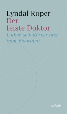 Der feiste Doktor (eBook, PDF) - Roper, Lyndal