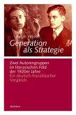 Generation als Strategie (eBook, PDF)