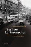 Berliner Luftmenschen (eBook, PDF)