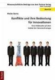 Konflikte und ihre Bedeutung für Innovationen (eBook, PDF)