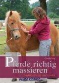 Pferde richtig massieren (eBook, ePUB)