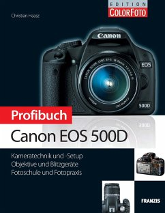 Profibuch Canon EOS 500D (eBook, PDF)